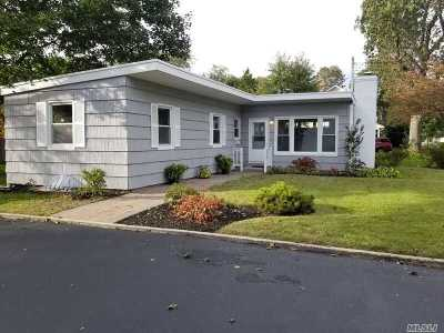 Bay Shore Single Family Home For Sale: 1334 Pine Dr