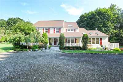 Mt. Sinai Single Family Home For Sale: 49 N Country Rd