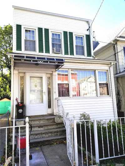 Woodhaven Single Family Home For Sale: 78-22 89th Ave