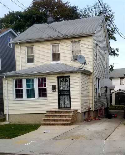 Jamaica Single Family Home For Sale: 115-27 199th St