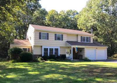 Ridge Single Family Home For Sale: 8 Watermill Way
