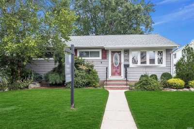 Franklin Square Single Family Home For Sale: 676 Patterson Ave