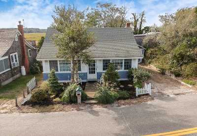 Wading River Single Family Home For Sale: 365 Sound Rd