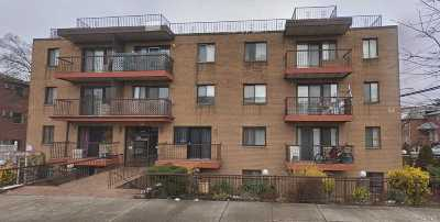 Flushing Condo/Townhouse For Sale: 122-15 25 Rd