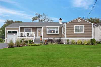 West Islip Single Family Home For Sale: 115 E Sequams Ln