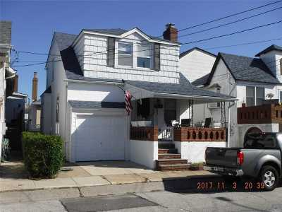 E Atlantic Beach NY Single Family Home For Sale: $625,000