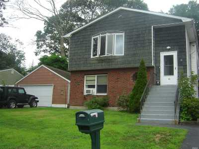 Ronkonkoma Single Family Home For Sale: 18 Weichers Pl