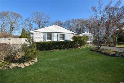 Lake Ronkonkoma Single Family Home For Sale: 11 Mountain St