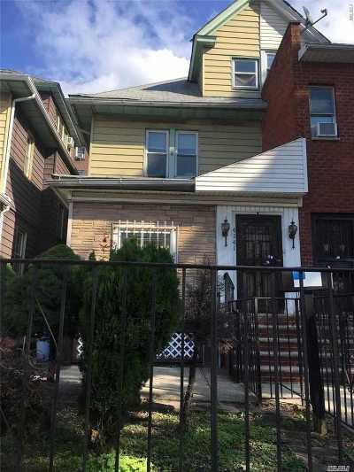 Elmhurst Single Family Home For Sale: 41-41 77 St