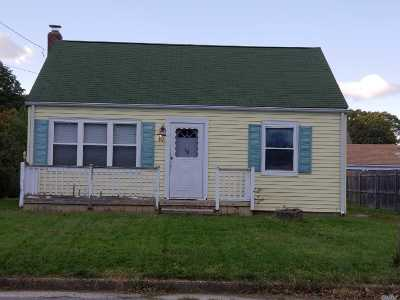 Pt.jefferson Sta NY Single Family Home For Sale: $249,990