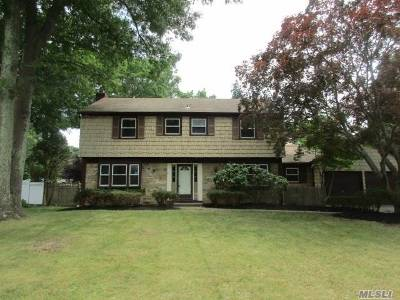 Coram Single Family Home For Sale: 47 Wilmont Turn Rd