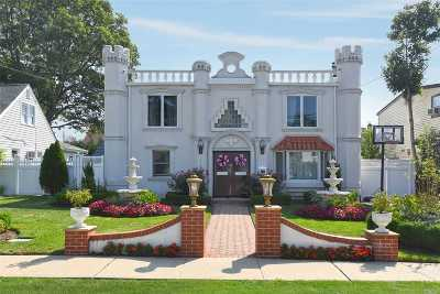 Wantagh Single Family Home For Sale: 2149 Fir St