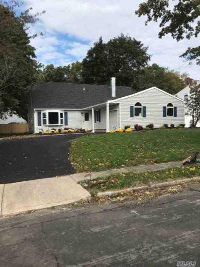 Pt.jefferson Sta Single Family Home For Sale: 118 Stuyvesant Dr