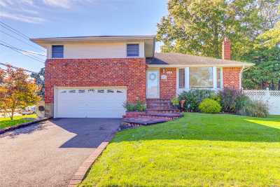 Levittown Single Family Home For Sale: 1 Myles Ave