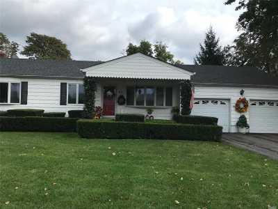 W. Babylon Single Family Home For Sale: 531 Empire Ave