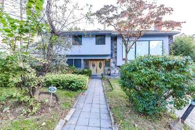 Kew Gardens, Richmond Hill Single Family Home For Sale: 82-11 Beverly Rd