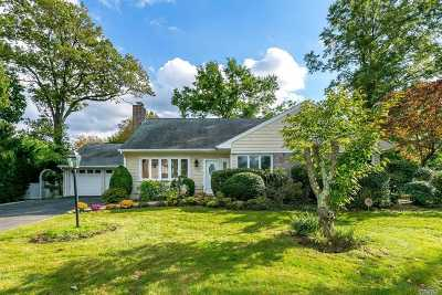 Roslyn Single Family Home For Sale: 5 S Pine Dr