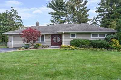 Roslyn Heights Single Family Home For Sale: 8 Candy Ln