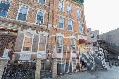 Brooklyn Multi Family Home For Sale: 110 Palmetto St