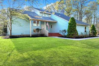 Sag Harbor Single Family Home For Sale: 244 Northside Dr