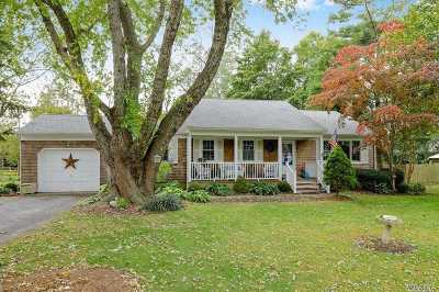 Mattituck Single Family Home For Sale: 265 Village Ln
