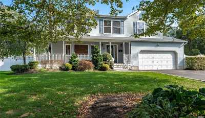 Patchogue Single Family Home For Sale: 211 Jennings Ave
