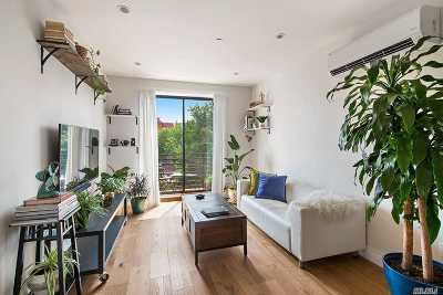 Brooklyn Condo/Townhouse For Sale: 1008 Decatur St #4B