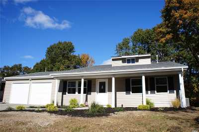 Coram Single Family Home For Sale: 3 Yellowstone Ct