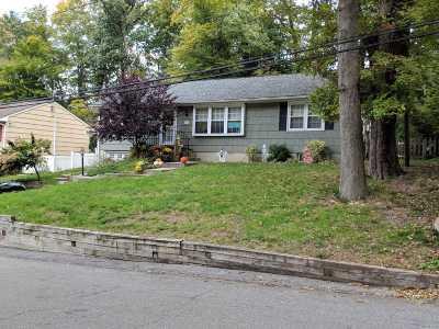 Huntington NY Single Family Home For Sale: $499,000