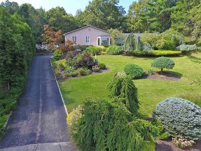 Dix Hills Single Family Home For Sale: 3 Cascade Ct