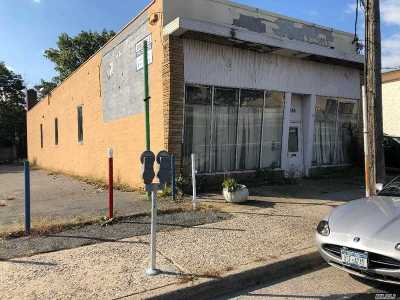 Valley Stream Commercial For Sale: 356 W Merrick Rd