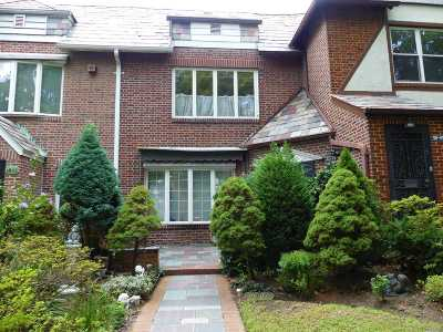 Forest Hills Single Family Home For Sale: 96-07 68th Ave