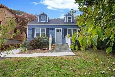 Huntington Single Family Home For Sale: 35 Corlett Pl