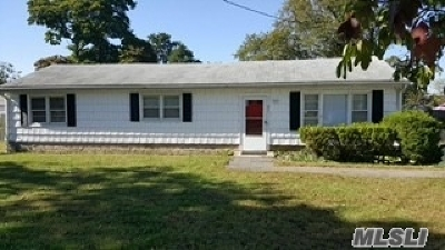 Bay Shore Single Family Home For Sale: 1340 5th Ave