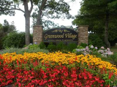 Manorville Condo/Townhouse For Sale: 166 W Village Cir