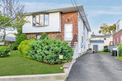 Lindenhurst Multi Family Home For Sale: 24 Shore Rd