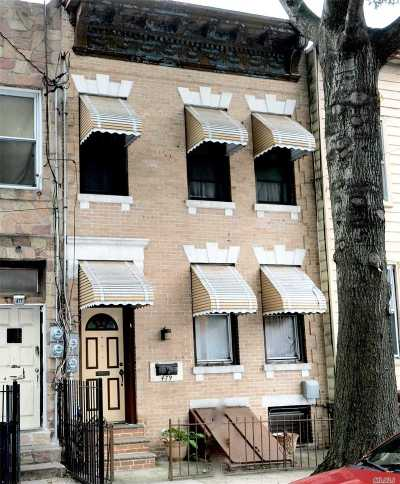Brooklyn Multi Family Home For Sale: 479 E New York Ave