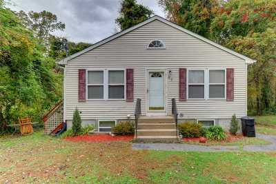Middle Island Single Family Home For Sale: 29 Adams Ln