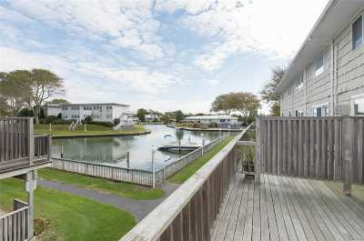 Westhampton Bch Condo/Townhouse For Sale: 3045 Mitchell Rd