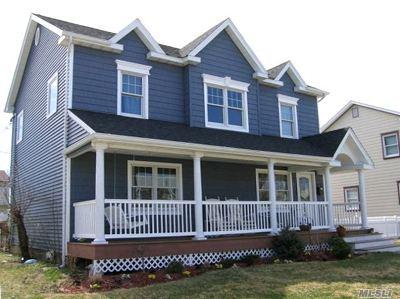 Freeport Single Family Home For Sale: 17 Grant St