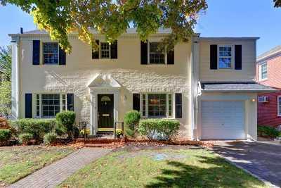 Garden City Single Family Home For Sale: 178 Wellington Rd