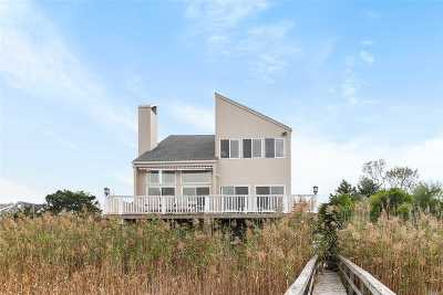 Westhampton Bch Single Family Home For Sale: 448 Dune Rd