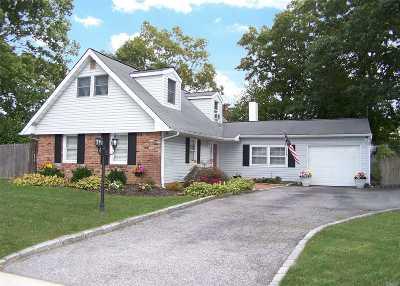 Pt.jefferson Sta Single Family Home For Sale: 93 Nostrand Ave
