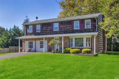 East Islip Single Family Home For Sale: 10 Suffolk Ln