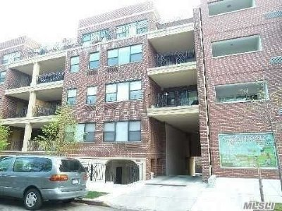 Flushing Condo/Townhouse For Sale: 71-19 162nd St #3H