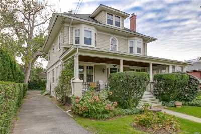 Douglaston Single Family Home For Sale: 4 Kenmore Rd