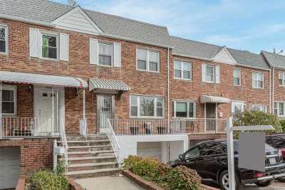 Rego Park Single Family Home For Sale: 69-07 Trotting Course Ln