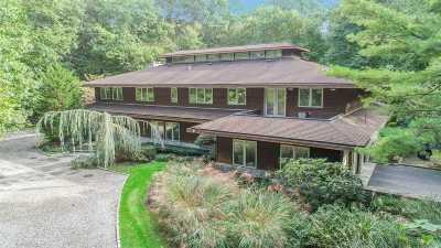 Lloyd Harbor Single Family Home For Sale: 4 Pheasant Ln
