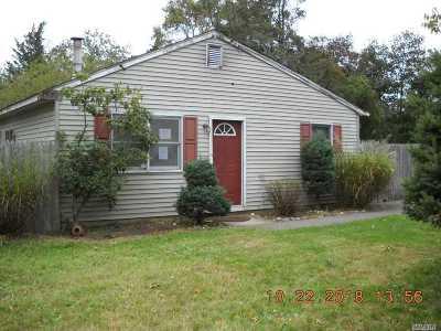 Calverton Single Family Home For Sale