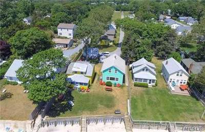 Jamesport Multi Family Home For Sale: 18 Peconic Bay Blvd